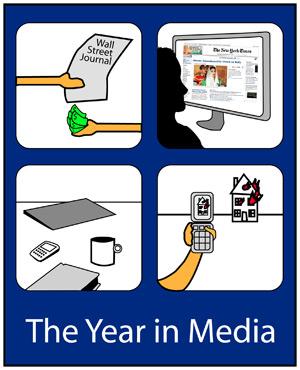 Year in Media 2007