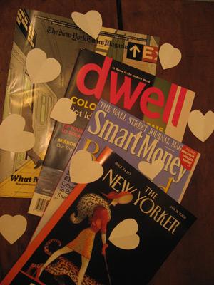 I Love Magazines