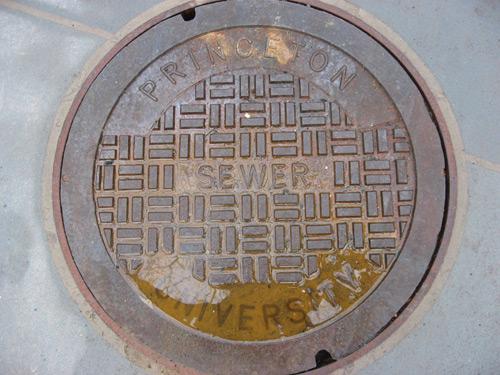 Princeton University Sewer