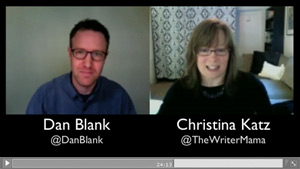 Dan Blank interviews Christina Katz